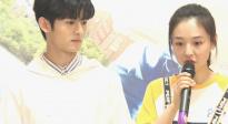 新剧《冰糖炖雪梨》青岛媒体探班 张新成吴倩剧中组超甜CP