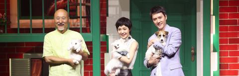 陳佩斯等獻聲《愛寵2》 馮紹峰奶爸角色有共鳴