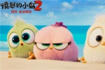 激萌!《憤怒的小鳥2》新角三只小小鳥變氣球飛天