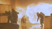 《十万火急》火场爆炸,消防员面临生死考验