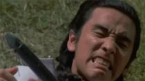 《少林五祖》胡德帝少林五节钢鞭以一敌三对抗辫子功