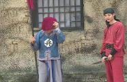 电影《御医传奇》京郊热拍 40度气温厚重古装难挡敬业精神