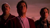 《星际旅行3:石破天惊》柯克启动飞船毁灭程序