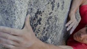 """《徒手攀岩》曝光""""巨砾坡难点""""超惊险正片片段"""