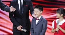 太可爱了!《夺冠》10岁小演员分享拍摄心得