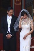 林志玲大婚落泪 告白老公:你让我有勇气接受爱情