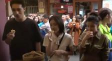 许魏洲陪女生逛街 化身十万个为什么:茶楼是喝茶的么?