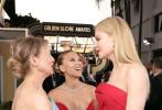 北京时间1月6日上午(美国时间1月5日晚),第77届美国电影电视金球奖颁奖典礼在洛杉矶举行。妮可·基德曼、斯嘉丽·约翰逊、查理兹·塞隆、鲁妮·玛拉、泰勒·斯威夫特、西尔莎·罗南、蕾切尔·布罗斯纳罕、蕾切尔·比尔森、瑞茜·威瑟斯彭等亮相金球奖红毯现场。