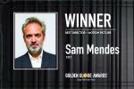 门德斯获得金球奖最佳导演 奥斯卡混战正式开启