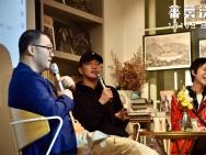 《蕃薯浇米》办沙龙活动 导演分享创作幕后故事