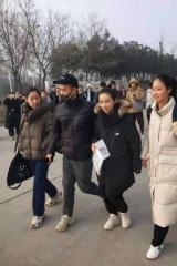 学霸!张子枫河南省艺术类统考第一名 差4分满分