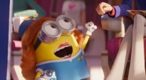 《小黄人大眼萌2:格鲁的崛起》首曝预告
