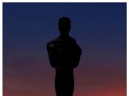 奥斯卡提名影片艺术海报曝光 主角剪影亮相创意足