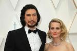 亚当·德赖弗携爱妻亮相红毯 将角逐最佳男演员