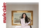2月14日,《嘉人》为欧阳娜娜拍摄的一组高清写真发布。9478.com_【官方首页】-大玩家照片中,名媛范儿十足的娜娜身穿黑色漆皮外套,大波浪黑色卷发尽显半熟魅力。