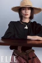 张雪迎诠释经典法风大片释出 甜酷少女蜕变初成长
