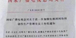 40集封顶、限薪令升级,如何看广电总局新规?