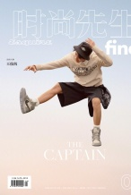 王俊凯第六本开年封大片发布 高难度拍摄诠释青春