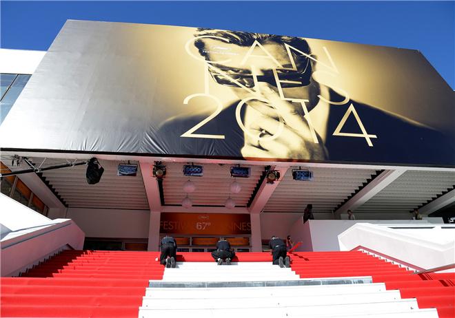 戛纳影节宫变收容所 为上万名流浪汉提供住所