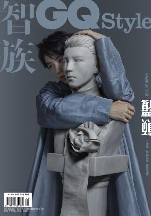 颠覆!王俊凯雕塑封面大片释出 寸头造型惊艳别致