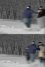 《左肩有你》曝路透 范丞丞王安宇打雪仗笑逐颜开