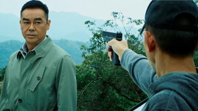 《拆弹专家2》刘德华小巷跑酷激烈追逐 邱礼涛的新颖动作戏