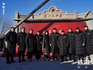 《铁道英雄》定档2021年国庆 张涵予范伟强强联手