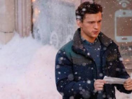 下雪了!《蜘蛛侠3》片场照 荷兰弟赞达亚过圣诞