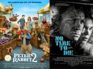 《007》《比得兔2》等多部好莱坞新片被迫改档