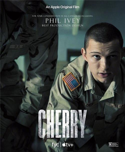 《谢里》曝颁奖季海报 荷兰弟剃寸头变美国大兵