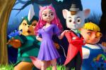 收获爱与友谊!动画电影《魔法鼠乐园》正在热映