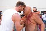 《雷神4》正式开机 锤哥与澳洲原住民起舞表演