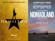 美国电影学会年度十佳揭晓 《汉密尔顿》获特别奖
