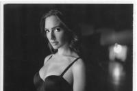 绝美!盖尔加朵晒试镜照:永远感谢扎克·施奈德