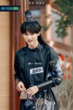 《创4》学员古装亮相 周柯宇赞多刘宇变国风少年