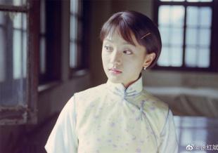 周迅23岁旧照曝光 短发造型饰演林徽因灵气十足