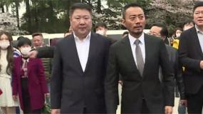 冬去春回 《中国医生》主创与抗疫英雄共赴樱花之约!