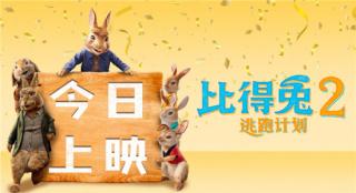 郭麒麟喊你吸兔兔 《比得兔2:逃跑计划》曝预告