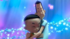 """《新大头儿子和小头爸爸4:完美爸爸》发布""""一起过暑假""""特辑"""