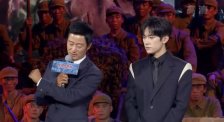 《长津湖》八一特别节目 吴京说最难忘的戏是拧易烊千玺的脸