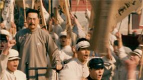 历史和人民的选择!《建党伟业》中国共产党成立光辉场景