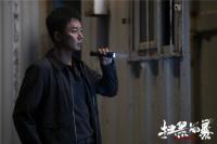 刘奕君《扫黑风暴》眼神带戏 用细节还原扫黑警察