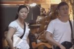 何勇不扫黑时干嘛?刘奕君携妻逛古玩市场被偶遇