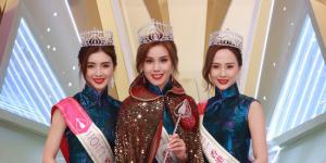 2021香港小姐总决赛宋宛颖夺冠军 张学友重磅助阵