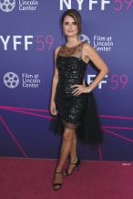 佩内洛普·克鲁兹现身纽约电影节 凸显成熟女人味