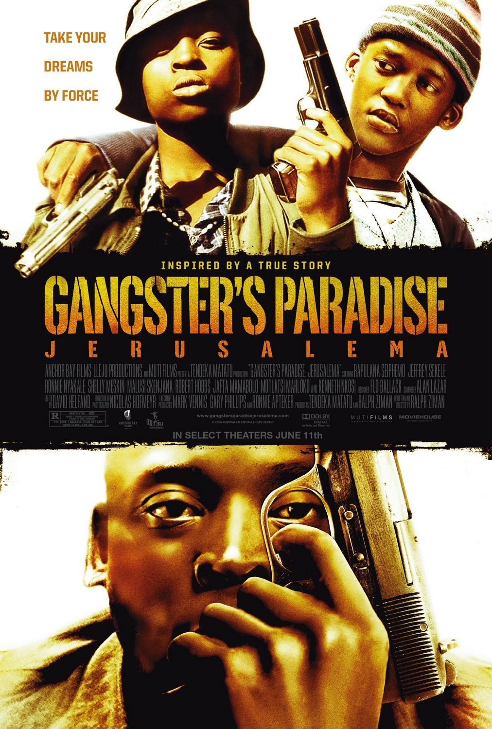 Gangster of paradise