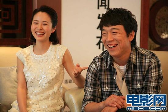 江一燕与黄渤是大学同学,北电表演系同届-都市喜剧 假装情侣 云南开