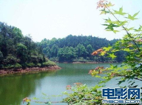 双节棍 原始森林取景 自然和功夫完美结合