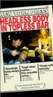 Headless Body in Topless Bar