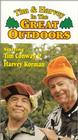 Tim and Harvey in the Great Outdoors